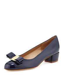 Vara 1 Patent Bow Pump, Black
