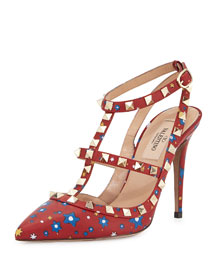 Enchanted Wonderland Rockstud 100mm Pump