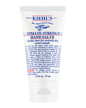 Ultimate Strength Hand Salve, 2.5oz