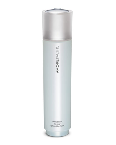 MOISTURE BOUND Skin Energy Hydration Delivery System