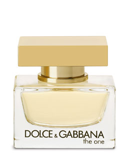 Dolce & Gabbana Fragrance The One Eau de Parfum