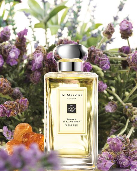Amber & Lavender Cologne, 1.0 oz.