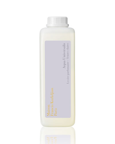 Aqua Universalis Liquid Detergent & Softener
