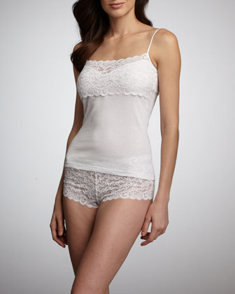 Luxury Moments Camisole & Boy-Leg Briefs