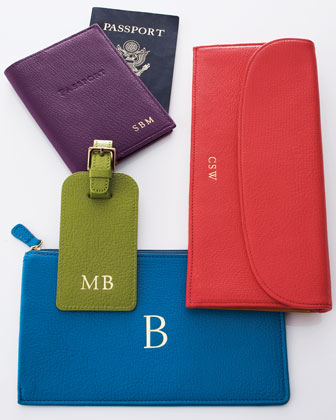 Travel Wallet, Personalized