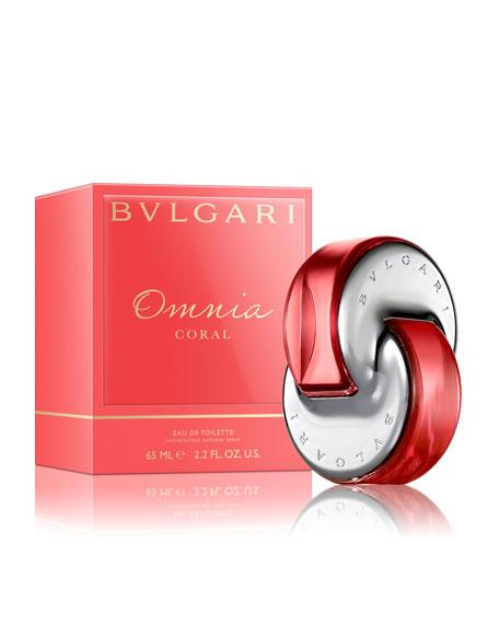 BVLGARI Omnia Coral Eau de Toilette, 2.2 oz.
