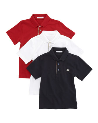 Check-Trim Polo