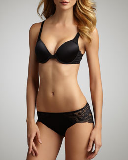 Wacoal Inspiration Contour Bra & High-Cut Briefs