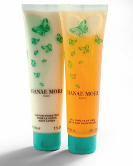 Hanae Mori Hanae Mori Body Lotion & Bath & Shower Gel