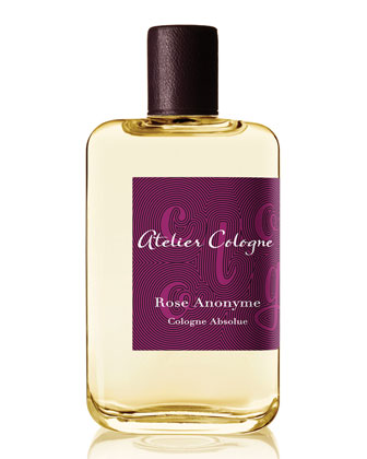 Rose Anonyme Cologne Absolue, 3.3 oz