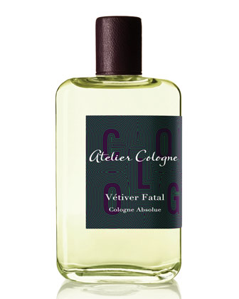 Vetiver Fatal Cologne Absolue, 6.7 oz.