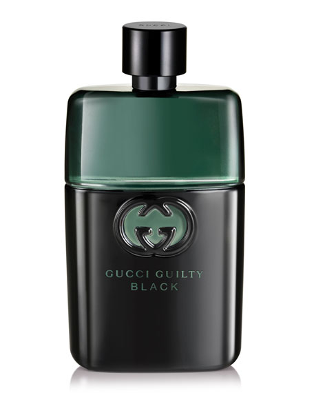 Gucci Guilty Black Pour Homme, 3.3 oz./ 100 mL