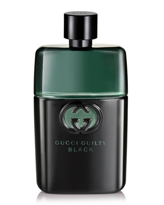 Gucci Guilty Black Pour Homme, 3.3oz
