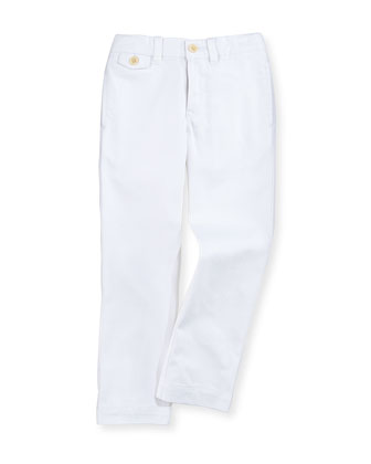 Lightweight Chino Pants, Boys' 4-7