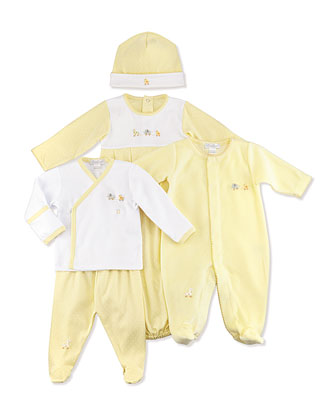 Baby Pull Toys Gown, NB-9 Months