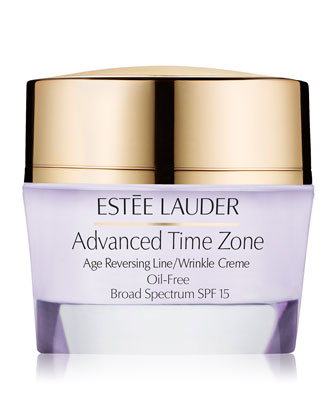Advanced Time Zone Age Reversing Line/Wrinkle Creme, SPF15 1OZ