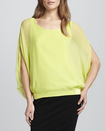 Robyn Silk Top
