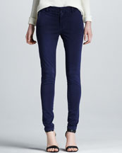 Vince Slim Chino Pants, Navy