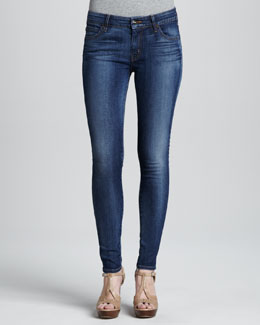 Koral High Rise Skinny Eight Months Lived In Jeans