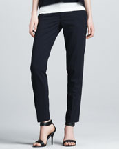 Vince Relaxed Crepe Pants