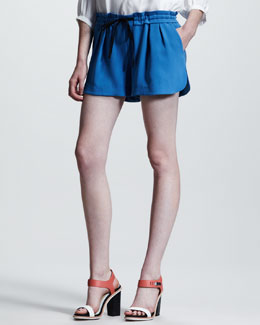 Rag & Bone Ivette Drawstring Shorts
