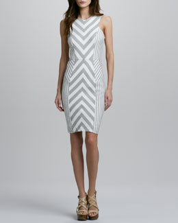 Milly Striped Dress