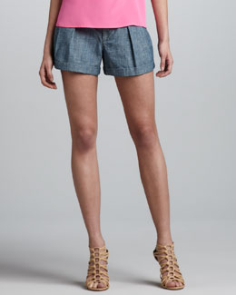 MARC by Marc Jacobs Corey Chambray Shorts
