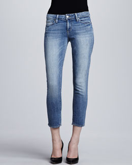 Paige Denim Kylie Crop, Beachwood