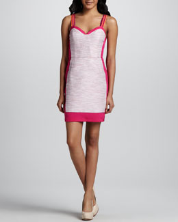 Madison Marcus Awaken Front-Panel Dress