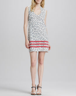 MARC by Marc Jacobs Dita The Cheetah Printed Dress