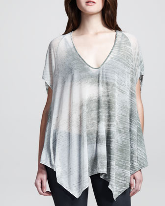 Shift Threadbare Oversized Tee