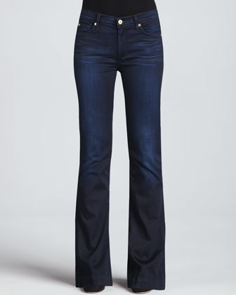 Slim Flared Trouser Jeans
