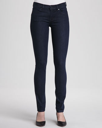 Denim Leggings, Rinse