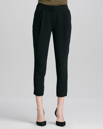 Harem Pants, Black