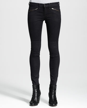 Ridley Mid-Rise Legging Jeans