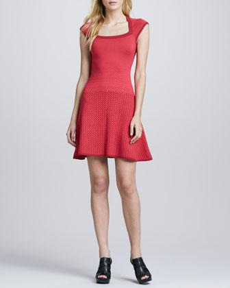 Mademoiselle Knit Dress