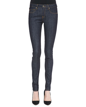 Raw Superskinny Jeans
