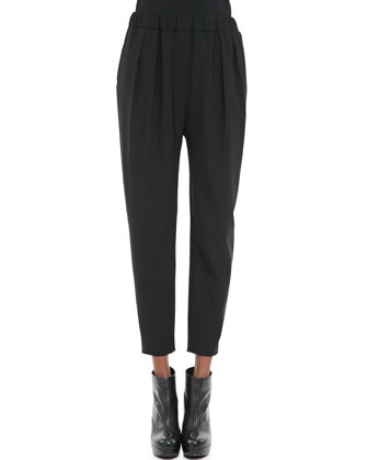Darcy Pleated Relaxed Pants