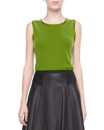 Brenda Sleeveless Sweater