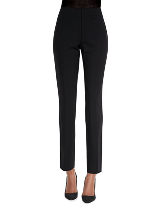 Juliette Long Pants, Black