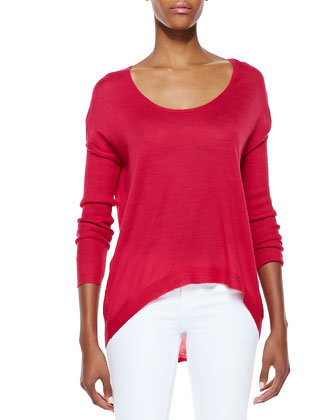 Lori Cashmere/Silk Sweater