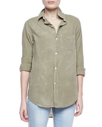 The Prep School Distressed Shirt