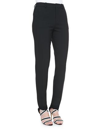 Marianne Slim-Leg Trousers