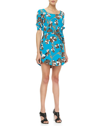 Florence Laguna Beach Mini Dress