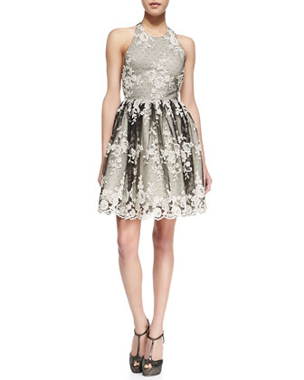 Betrice Lace Party Dress