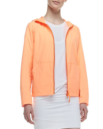 Layerz Active Long-Sleeve Hoodie Jacket