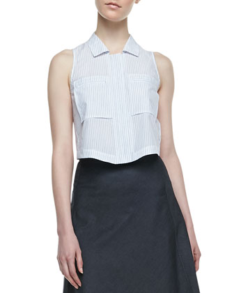 Gemia Sleeveless Blouse