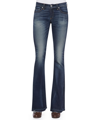 Flared Bell-Bottom L'Waimea Jeans