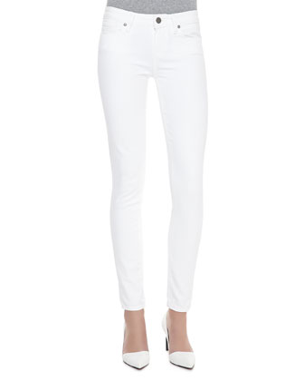 Verdugo Skinny Jeans, Optic White