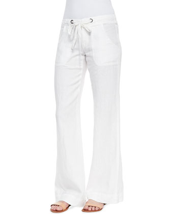 Irreplaceable B Linen Pants